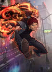 Infamous Second Son by PatrickBrown