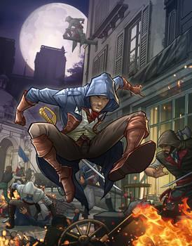 The Game Magazine - Assassins Creed Unity