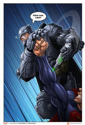 Batman v Superman collaberation