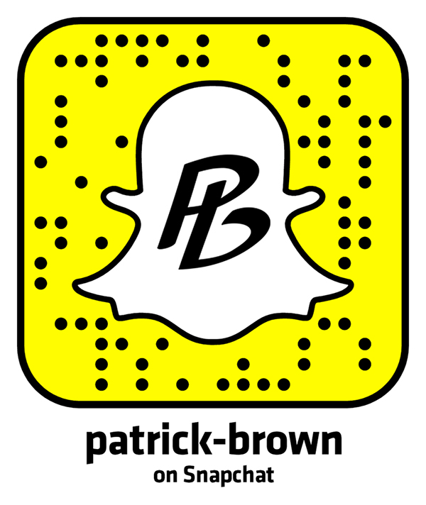 Snapchat by PatrickBrown
