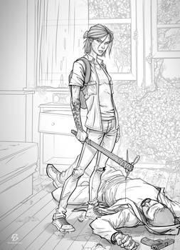 Ellie - The Last of Us Part II