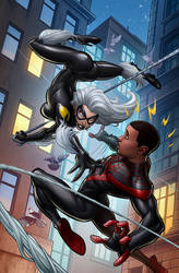 Spider-man #16 cover by PatrickBrown