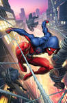 Scarlet Spider #2 Cover