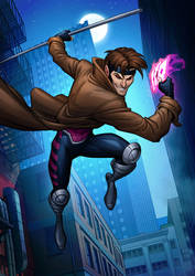 Gambit by PatrickBrown