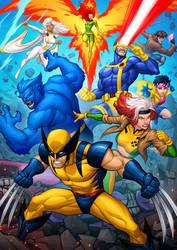 X-Men - 90s Animated Series