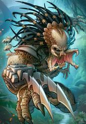 Predator - remastered art