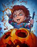 Halloween Chucky