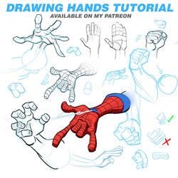 Drawing Hands Tutorial