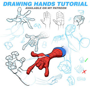 Drawing Hands Tutorial