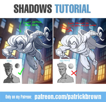 Moon Knight - Shadows Tutorial