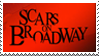 Scars on Broadway Stamp by Skarlet-Raven