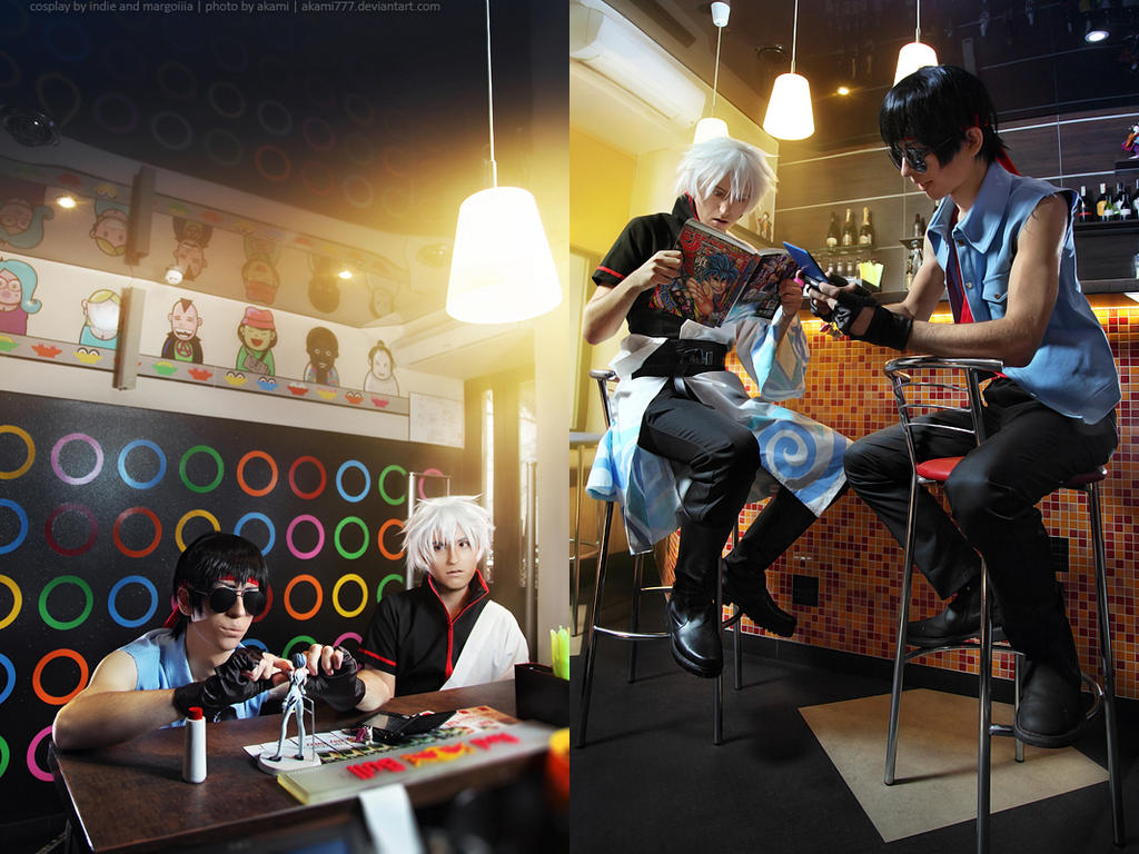 Life with Gintoki by Indie-vampire