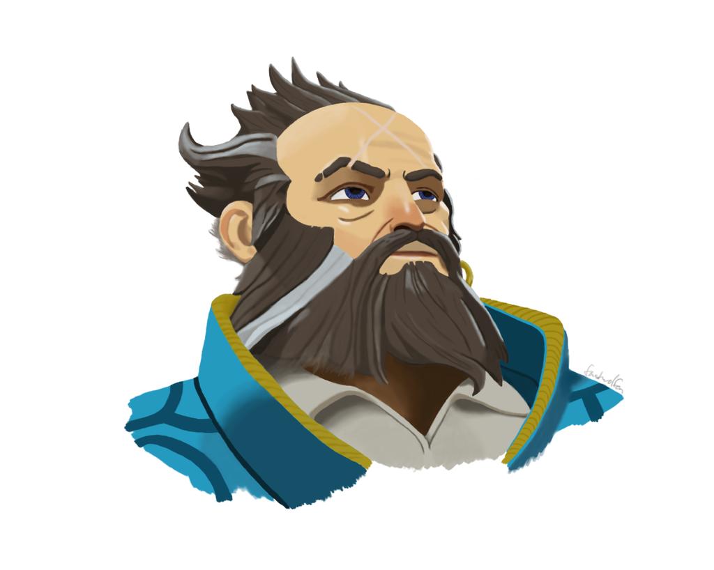 Admiral Kunkka by Fastwolfen on DeviantArt