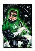 Hal Jordan 2011 color by barfast