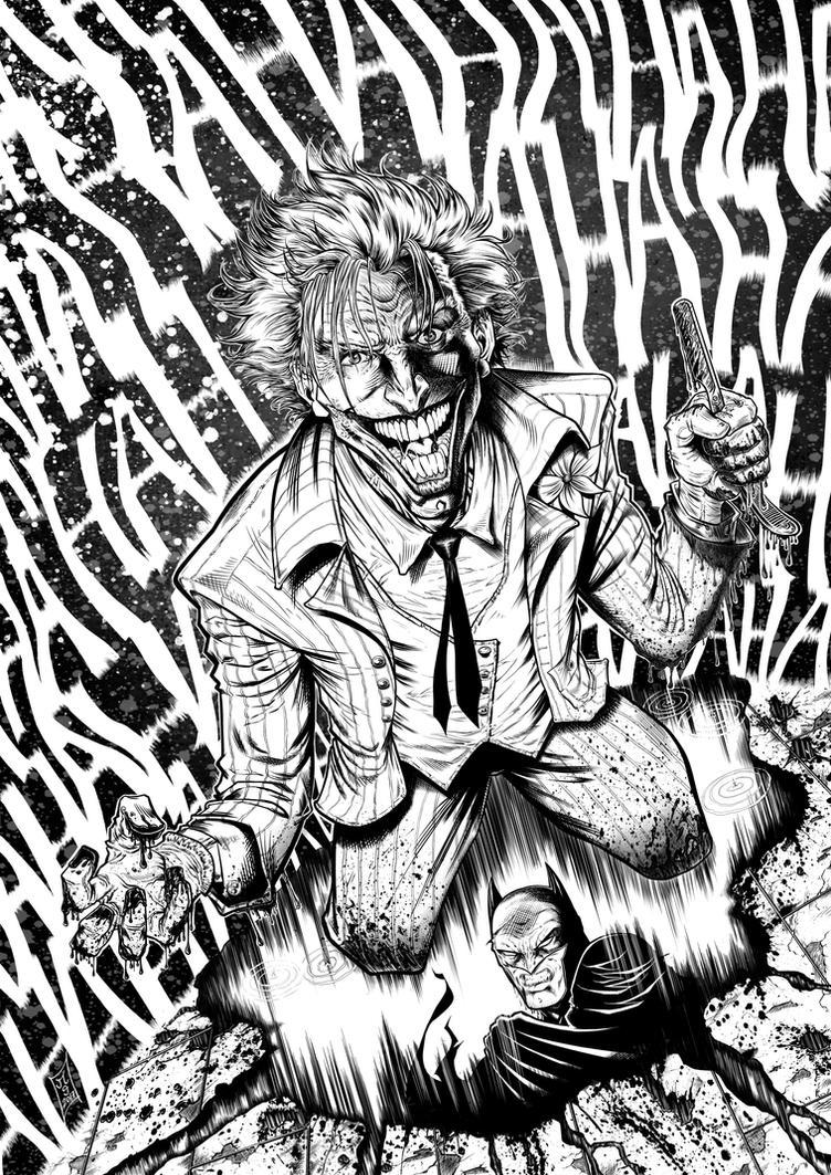 Joker 2017 by barfast