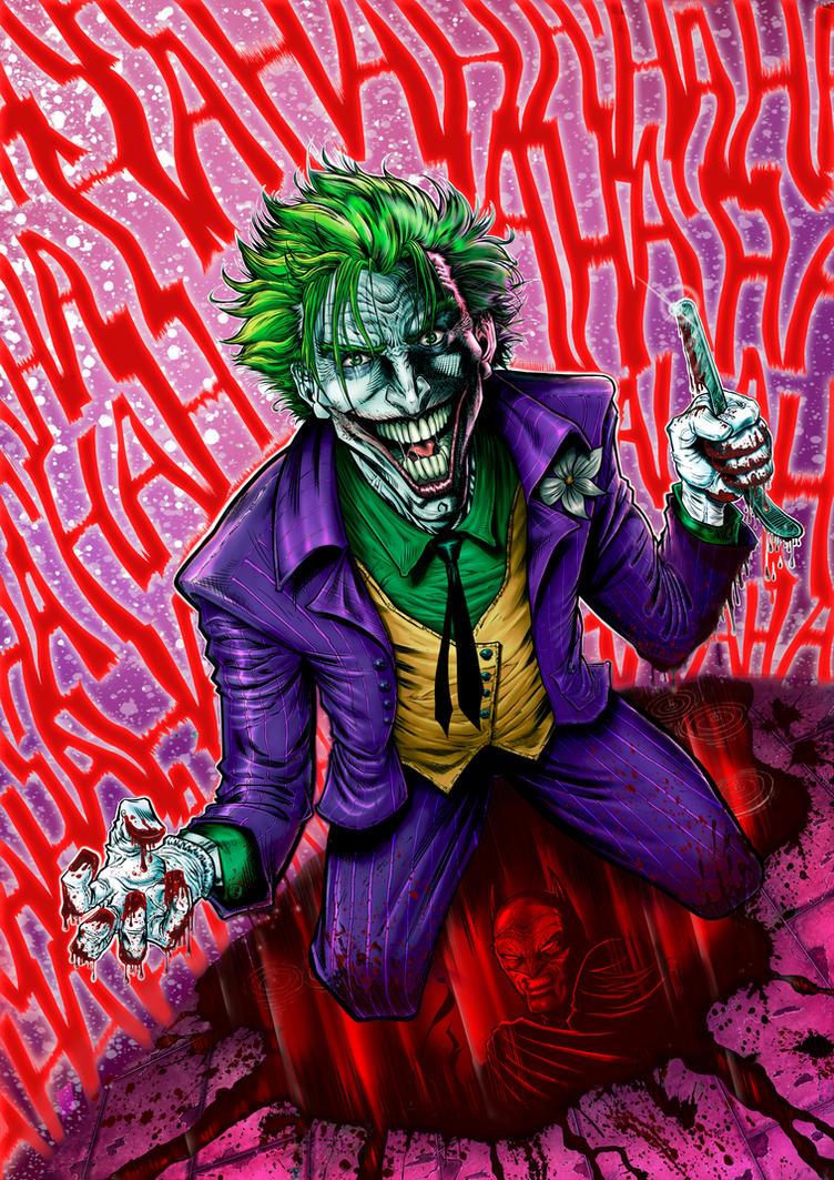 Joker Colors 2017 by barfast