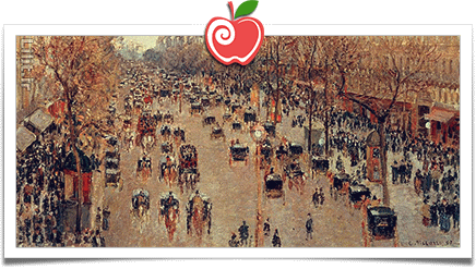 سبک نقاشی، امپرسیونیسم (Impressionism)