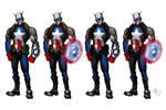 Captain America Redesign 1