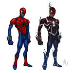 Spiderman Redesign 1