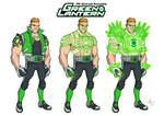 Green Lantern Redesign 3 Guy Gardner