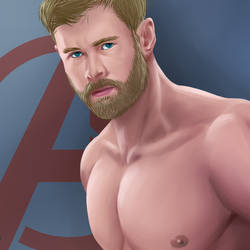 Chris Hemsworth - Thor by BFGM