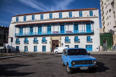 Cuban life (1) by Sliktor