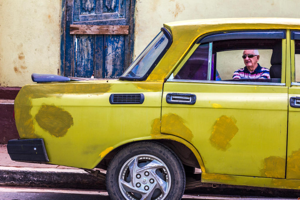 Cuban life (4) by Sliktor