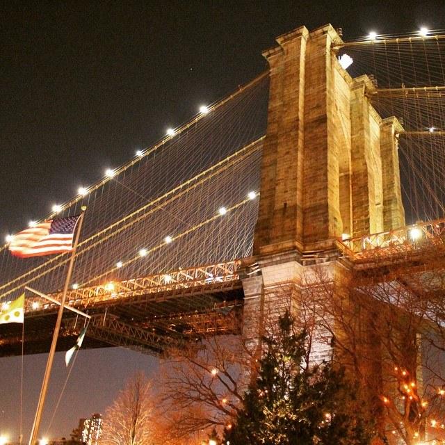Brooklyn Bridge by Blue-Eyed-Hippie-63