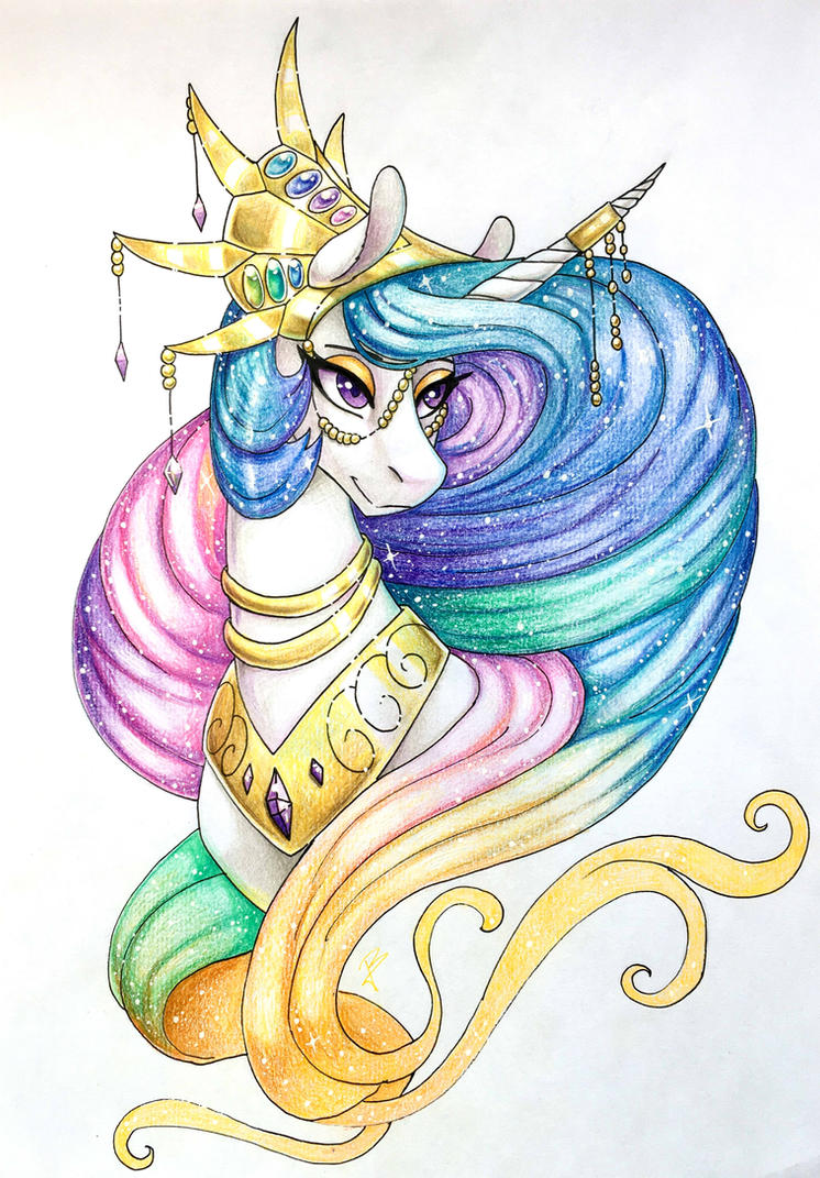 Reina de reinas by DragonaDeMetal