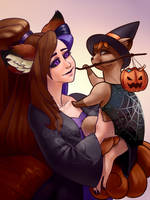 {Commission}- Ready for some trick-or-treating!