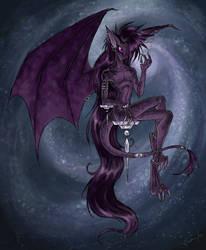 The demon - Void by luvmegabyte