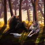 [Svajone] Rann and Morgur