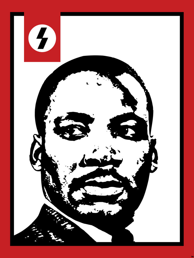 Sapien - Martin Luther King by Pixcaliba