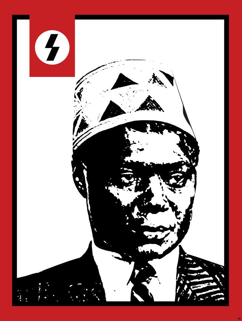 Sapien - Tom Mboya by Pixcaliba
