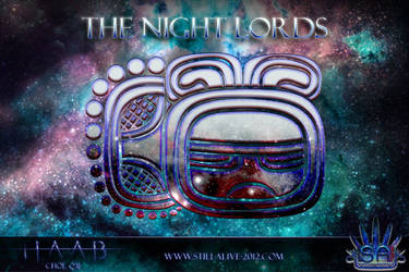 Night Lord 02 (Night Lords - Mayan Calendar) by StillAlive-2012