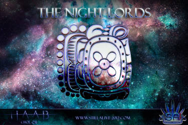 Night Lord 03 (Night Lords - Mayan Calendar) by StillAlive-2012