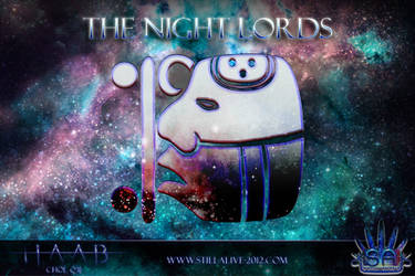 Night Lord 04 (Night Lords - Mayan Calendar) by StillAlive-2012