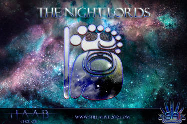Night Lord 05 (Night Lords - Mayan Calendar) by StillAlive-2012