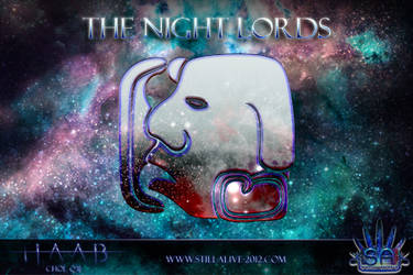 Night Lord 06 (Night Lords - Mayan Calendar) by StillAlive-2012