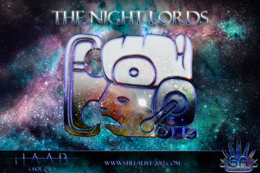 Night Lord 07 (Night Lords - Mayan Calendar) by StillAlive-2012