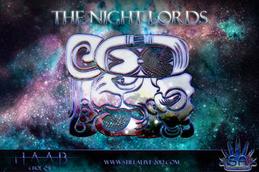 Night Lord 09 (Night Lords - Mayan Calendar) by StillAlive-2012