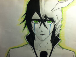 bleach ulquiorra by AkvileS