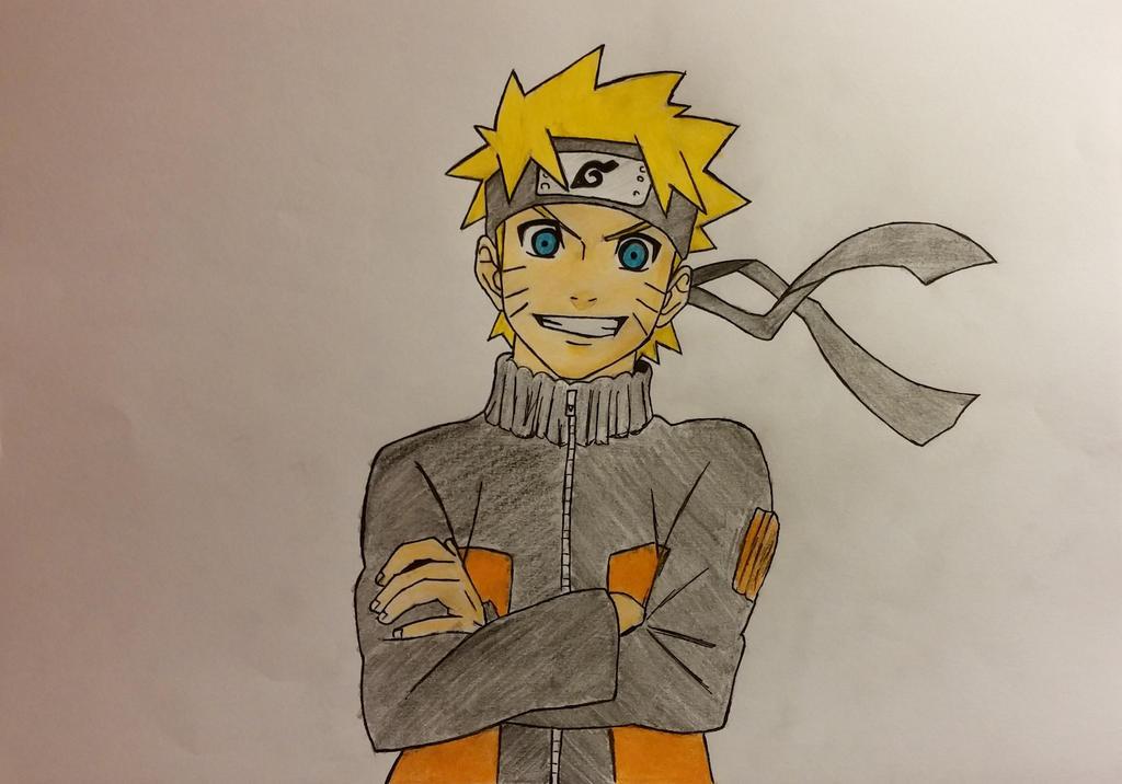 Naruto by AkvileS