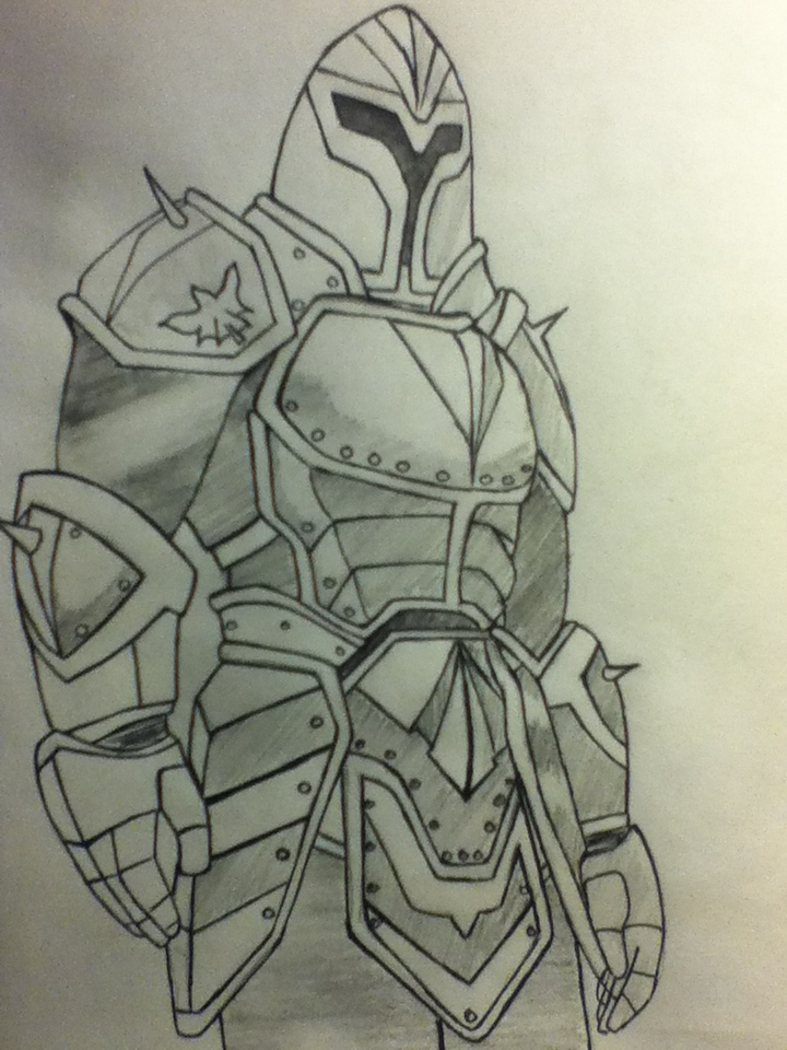 Warrior by AkvileS