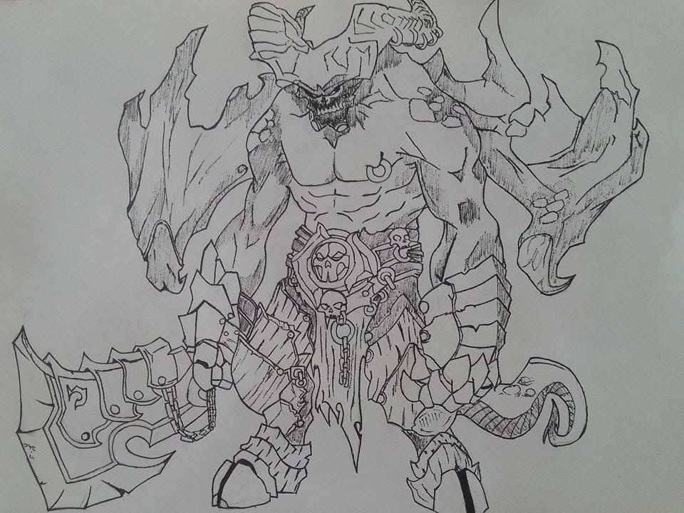 Ds2 Monster by AkvileS