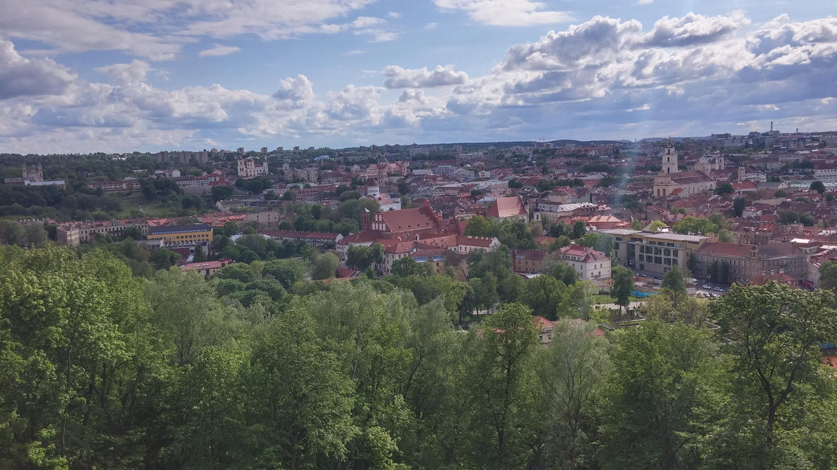 Vilnius by AkvileS