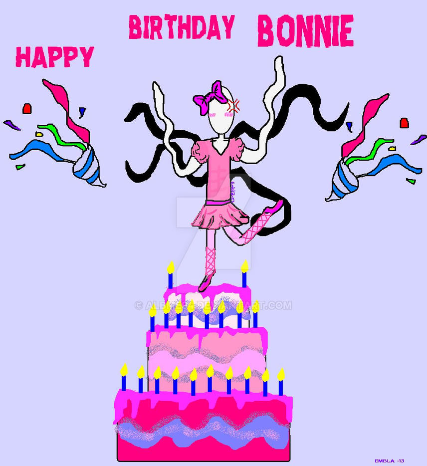 Happy birthday bonnie slender ballerina by albme94 on deviantart happy birthday bonnie slender ballerina by albme94 publicscrutiny Image collections