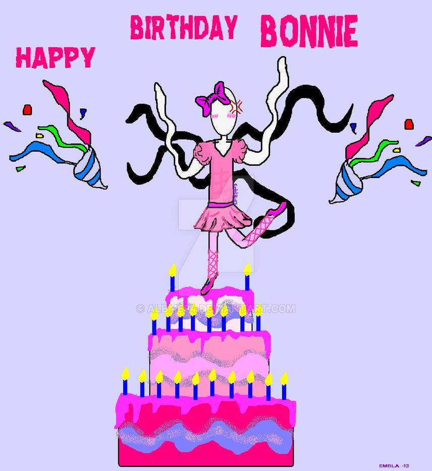 Happy birthday bonnie slender ballerina by albme94 on deviantart happy birthday bonnie slender ballerina by albme94 publicscrutiny Gallery