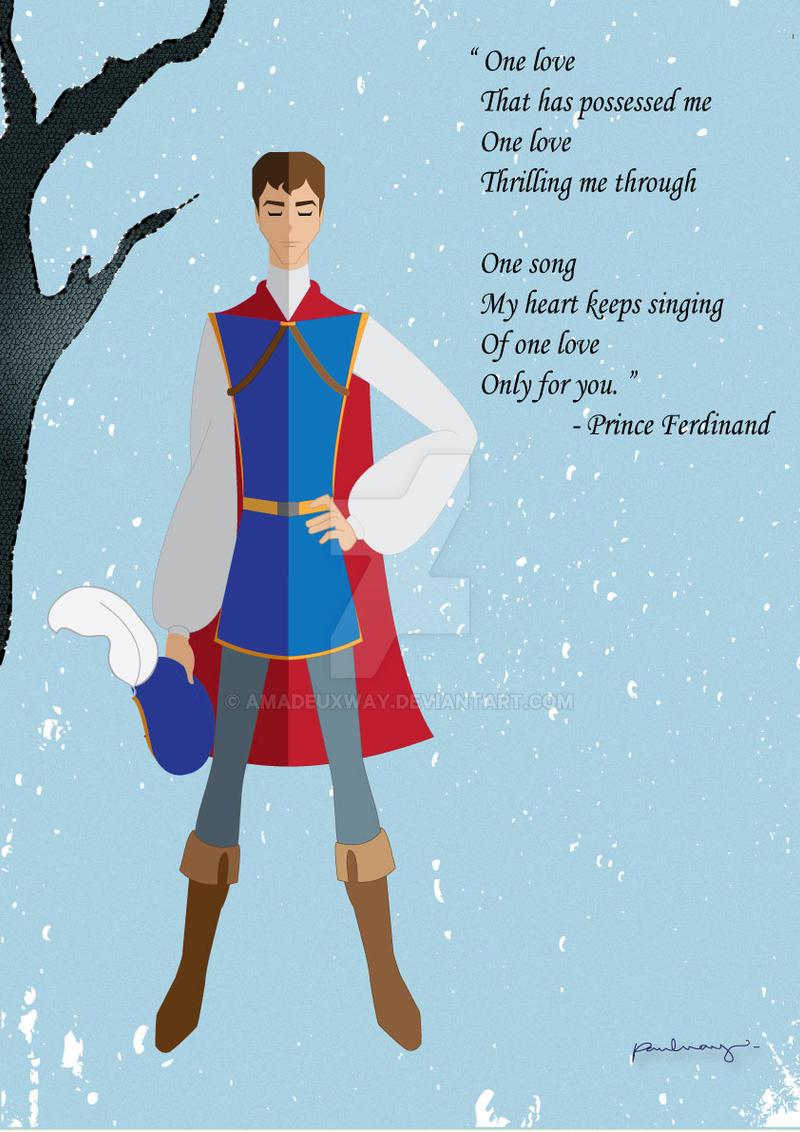 Prince Ferdinand
