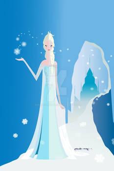 Origami - Elsa